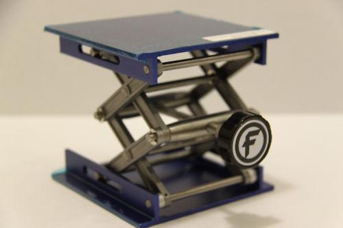 """Fisherbrand Aluminum Lab Jack 4 x 4""""  (10x10 cm) 14-673-50"""