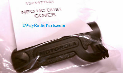 Motorola Mototrbo Dust Cover Assembly Xpr6500 Xpr6550 Xpr6350- 1571477l01 New