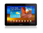 Samsung Galaxy Tab GT-P7500 32GB, Wi-Fi + 3G (Unlocked), 10.1in - Soft Black