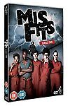 BBC's Misfits: Season 2 [Region 4] 2xDVD New and Sealed Free Shipping