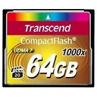 Transcend CompactFlash 64GB Cell Phone Memory Cards
