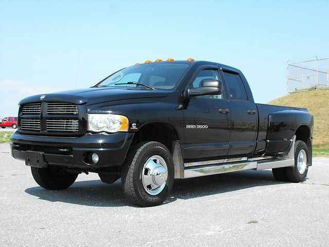 2004 dodge ram 3500 quad cab 4x4 cummins turbo diesel. Black Bedroom Furniture Sets. Home Design Ideas