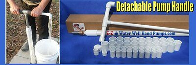 E-Z Water Well Hand Pumps