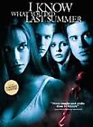 I Know What You Did Last Summer (DVD, 1998)