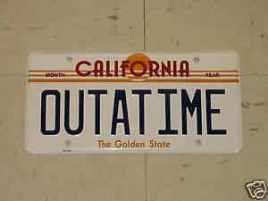 Back-To-The-Future-Delorean-OUTATIME-License-Plate