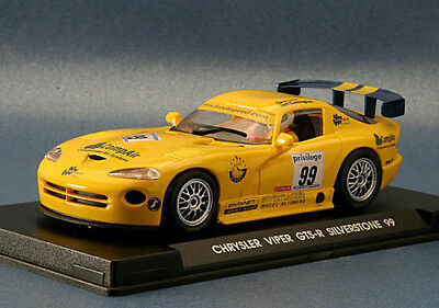 Fly Dodge Viper A 8 Slot Car - All Vipers On Sale