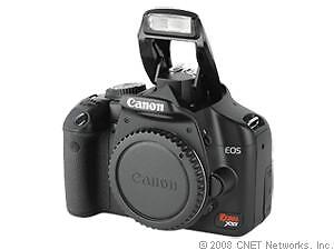 Canon EOS Rebel XSi / 450D 12.2 MP Digit...