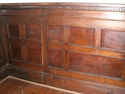 Antique  wood panel  Wainscot Architectural   Entire room wood door trim for sale  Montgomery