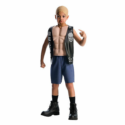 Rubie's Costume Wwe Adult Stone Cold Steve Austin Costume, Black/Blue, X-Large - 889838STD Toys
