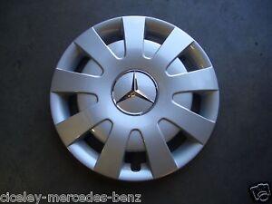Mercedes benz w906 sprinter 16 full size wheel trim ebay for Mercedes benz e350 tire size