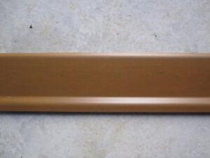 Battiscopa pvc tutte le offerte cascare a fagiolo for Battiscopa in legno bricoman