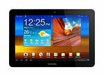 Samsung Galaxy Tab 10.1 32GB, Wi-Fi, 10.1in - Metallic Gray