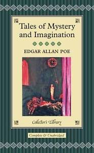 Tales-of-Mystery-and-Imagination-by-Edgar-Allan-Poe-Book-Hardback-NEW-2003