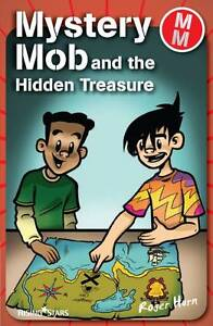 Mystery-Mob-The-Hidden-Treasure-Roger-Hurn-New-Condition