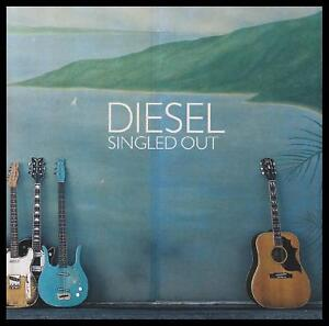 DIESEL - SINGLED OUT CD ( JOHNNY & THE INJECTORS / MARK LIZOTTE ) *NEW*