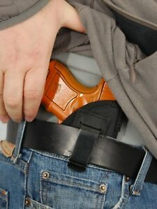 Barsony-Gun-Concealment-IWB-Inside-the-Waistband-Holster-RUGER-LC9-9mm-Pistol