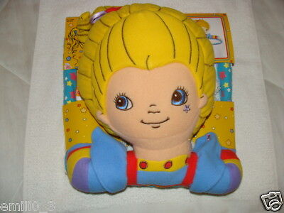 In Package Rainbow Brite Plush Catch In All Bag