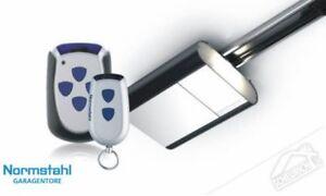 Normstahl Garagentorantrieb Magic 600 Komplettset + 2HS