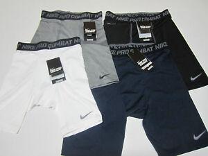 NWT-Mens-Nike-Pro-Combat-Dri-Fit-Compression-Shorts