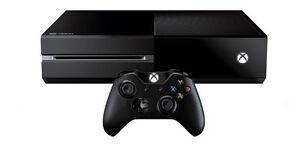 Microsoft-Xbox-One-Aktuellstes-Modell-500-GB-Schwarz-Spielkonsole