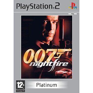 007 NightFire  Platinum Edition Sony PlayStation 2 2003 - <span itemprop='availableAtOrFrom'>Plymouth, United Kingdom</span> - 007 NightFire  Platinum Edition Sony PlayStation 2 2003 - Plymouth, United Kingdom