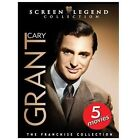 Cary Grant: Screen Legend Collection (DVD, 2006, 3-Disc Set, Franchise Collection)