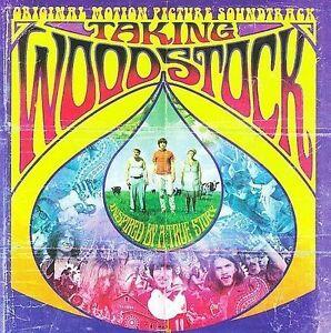 Original Soundtrack Taking Woodstock CD ***NEW***