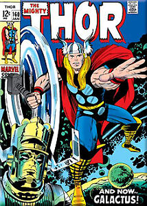 Marvel Comics-Thor #160