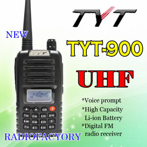 TYT-900-UHF-400-470-FM-Transceiver-Two-Way-Radio-5W