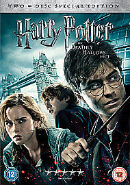 Harry-Potter-And-The-Deathly-Hallows-Part-1-2-DVD-SET-BRAND-NEW-SEALED