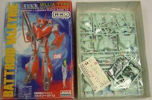 MACROSS-MILLIA-TYPE-1-100-scale-model-kit-DJ
