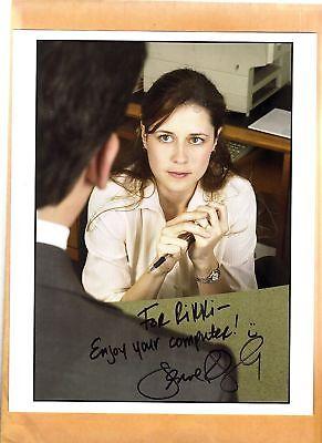 Jenna Fischer Signed Photo 17