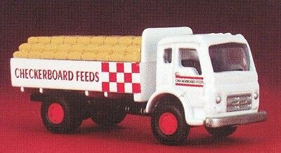 Imex Ho 870194 Checkerboard Feeds Flatbed W/load