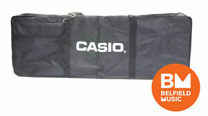 Casio 61 Key Keyboard Soft Bag Carry Case With Straps