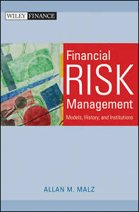 Financial Risk Management, Allan M. Malz