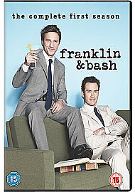 Franklin amp Bash  Season 1 DVD Very Good Condition DVD Dana Davis Reed Diam - <span itemprop=availableAtOrFrom>Rossendale, United Kingdom</span> - Your satisfaction is very important to us. Please contact us via the methods available within eBay regarding any problems before leaving negative feedback. Any defects, damages, or mat - Rossendale, United Kingdom