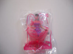 MCDONALDS 2011 BARBIE A FAIRY SECRET #2 RAQUELLE DRESS