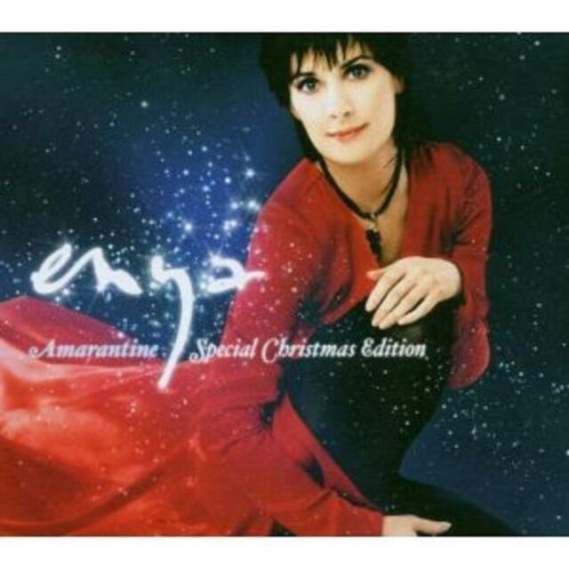ENYA / AMARANTINE - SPECIAL CHRISTMAS EDITION - 2CD * NEW * NEU *