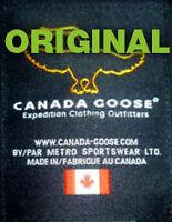 canada goose weste fake erkennen