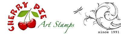 Cherry Pie Art Stamps
