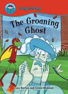 The Groaning Ghost (Start Reading: Superfrog), Liss Norton, New Book