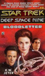 Star-Trek-Deep-Space-Nine-3-Bloodletter-Jeter-K-W-Used-Good-Book