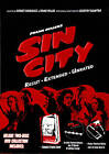 Sin City (DVD, 2011, 2-Disc Set, Recut, Extended, Unrated)