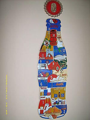 1  COCA COLA OLYMPIA SYDNEY 2000  PIN OF THE DAY BOTTLE  PINS  GOLD