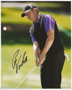 BO-VAN-PELT-Signed-Autographed-Golf-Photo-PGA-w-COA