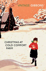 Christmas-at-Cold-Comfort-Farm-Vintage-Classics-Gibbons-Stella-Excellent-Cond