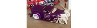 COUCHS DIECAST CUSTOMS