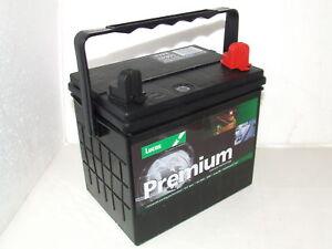 Lucas Sealed Battery For Reliant Robin Ebay