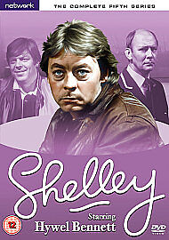 Shelley-The-Complete-Fifth-Series-DVD-Hywel-Bennett-Belinda-Sinclair