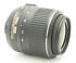 Camera Lens: Nikon Nikkor 18-55 mm F/3.5-5.6 AS DX G SWM AF-S VR A/M Lens
